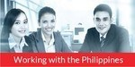 Working with the Phillipines